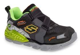 Boy's Skechers Hot Lights Orbiters Sneakers
