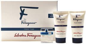 Salvatore Ferragamo Free Time Three-Piece Gift Set