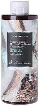 Korres Coconut Guava Shower Gel.