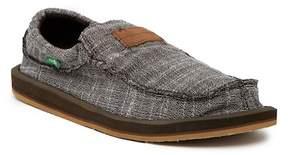 Sanuk Chiba Linen Slip-On Sneaker