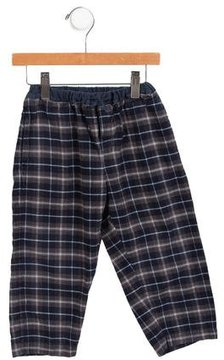 Bonpoint Boys' Plaid Pajama Pants