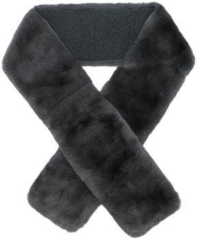 N.Peal reversible long scarf