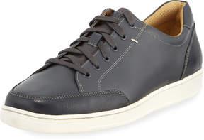 Cole Haan Men's Sagan II Leather Platform Sneakers, Gray