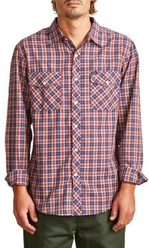 Brixton Men's Memphis Woven Shirt