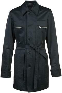 Yang Li Spy Coat