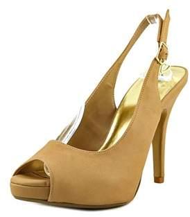 Thalia Sodi Camil Open-toe Leather Mary Janes.