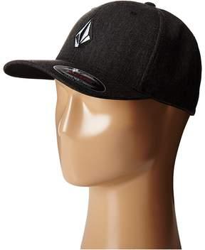 Volcom Full Stone Heather Baseball Caps
