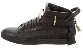 Buscemi 100 High-Top Sneakers