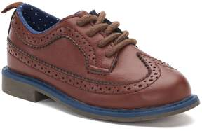 Carter's Oxford 4 Toddler Boys' Wingtip Dress Shoes