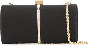 Loriblu gold chain clutch