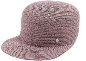 Maison Michel Shariff straw hat