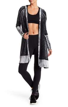 Blanc Noir Huntress Hooded Cardigan