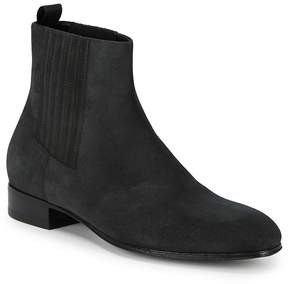 Balenciaga Men's Leather Chelsea Boots