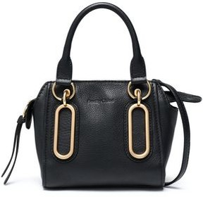 See by Chloe Paige Mini Pebbled-Leather Shoulder Bag