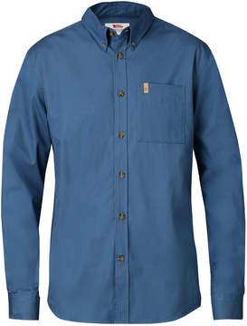 Fjallraven Men's Ovik Solid Twill Regular Fit Sportshirt