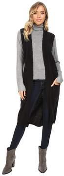 Echo Knit Cross Over Vest Women's Vest