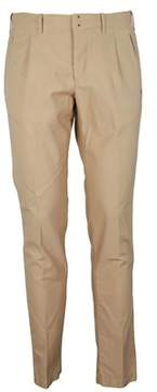 Incotex Men's 1aa70160218415 Beige Cotton Pants.