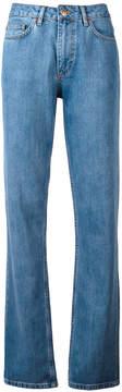 Aalto straight-leg jeans