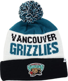 '47 Vancouver Grizzlies Crossblock Knit Hat