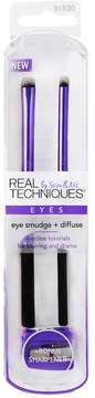 Real Techniques 2-pc. Eye Smudge & Diffuse Brush Set