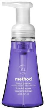 Method Products French Lavender Foaming Hand Wash 10 oz