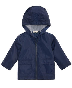 First Impressions Hooded Windbreaker, Baby Boys (0-24 months), Created for Macy's