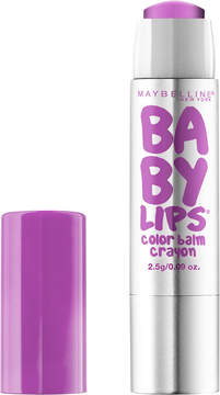 Maybelline Baby Lips Color Balm Crayon - Playful Purple