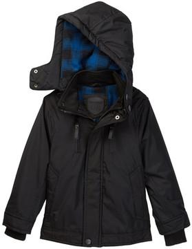 Urban Republic Polyfil Heavyweight Jacket with Detachable Hood (Toddler & Little Boys)