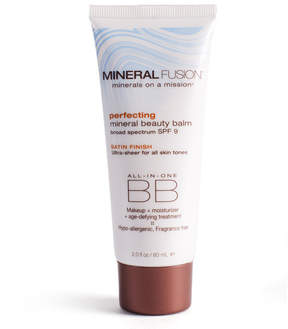 Mineral Fusion Perfecting Beauty Balm - SPF 9 by 2oz Makeup)