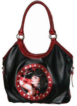 Women's Bettie Page Bag VIXEN1012