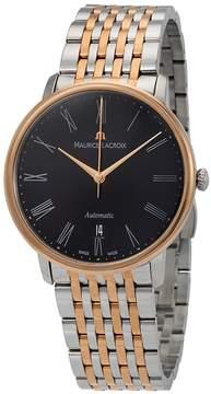 Maurice Lacroix Les Classiques Automatic Black Dial Men's Watch