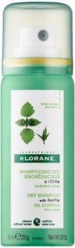 Klorane Dry Shampoo with Nettle Oil Control Mini