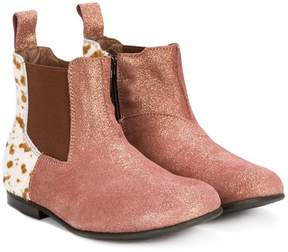 Pépé ankle length boots