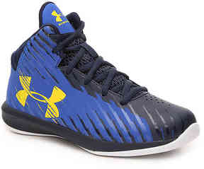 Under Armour Boys Jet Toddler & Youth Basketball Shoe