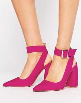 Asos PINA COLADA Pointed High Heels