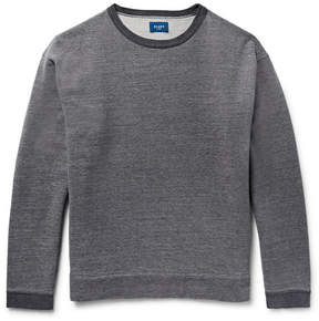 Beams Japan Loopback Cotton-Jersey Sweatshirt