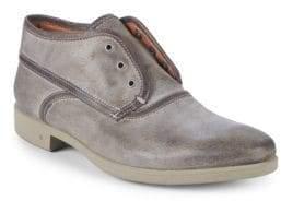 John Varvatos Dylan Leather Chukka Boots