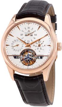 Jaeger-LeCoultre Jaeger Lecoultre Master Grande Tradition Tourbillon Quantieme Perpetual Men's Watch