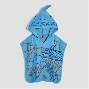 Joe Fresh Baby Boys' Graphic Terry Cloth Poncho
