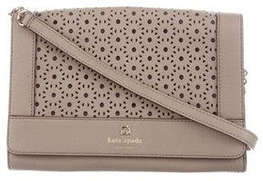 Kate Spade Kari Perri Lane Crossbody Bag - BROWN - STYLE