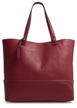 Sole Society Oversize Faux Leather Tote