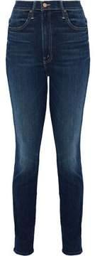 Mother Super Swooner High-Rise Skinny Jeans