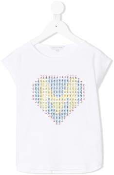 Little Marc Jacobs heart motif T-shirt