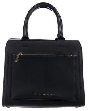 Victoria Beckham Small City Leather Satchel