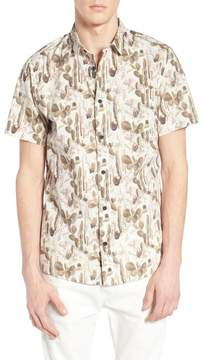 Globe Desert Bloom Print Shirt