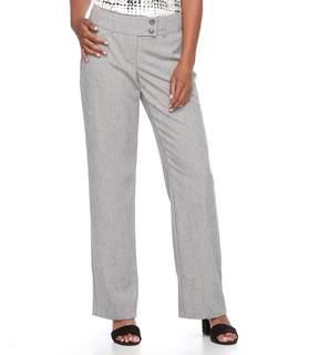 Apt. 9 Women's Curvy Dress Pants