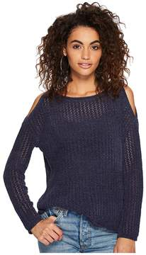 BB Dakota Luna Soft Loose Knit Sweater Women's Sweater