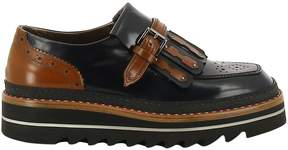 Barracuda Fringed Loafers