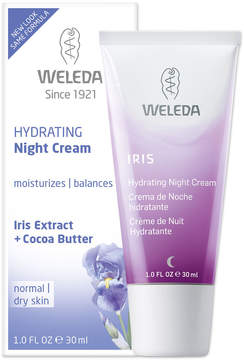 Weleda Iris Hydrating Night Cream by 1oz Cream)