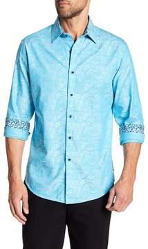 Robert Graham Bell Gardens Long Sleeve Classic Fit Shirt